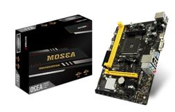 BIOSTAR A320MH AM4 AMD A320 SATA 6Gb/s Micro ATX AMD Motherb