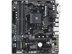 Gigabyte AM4 AMD B350 SATA 6Gb/s USB 3.1 HDMI Micro ATX AMD
