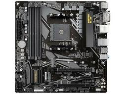 GIGABYTE B550M DS3H AM4 AMD B550 Micro-ATX Motherboard with