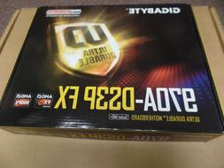 GIGABYTE  GA-970A-DS3P FX, Socket AM3+, 4 X DDR3, ATX mother