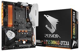 Gigabyte GA-AX370-Gaming 5 Motherboard CPU AM4 AMD Ryzen DDR
