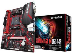 Gigabyte AMD B450M Gaming AM4 Micro ATX DDR4-SDRAM Motherboa