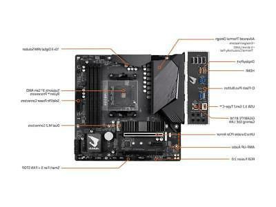 Motherboard with Dual M.2, SATA