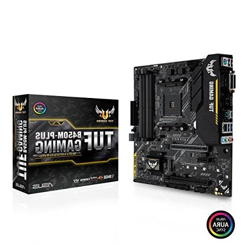ASUS B450 Gaming Motherboard AM4 HDMI M.2 Micro