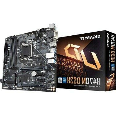 ultra durable h470m ds3h lga 1200 ddr4