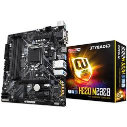 NEW Gigabyte B365M DS3H Motherboard CPU i3 i5 i7 LGA1151 Int