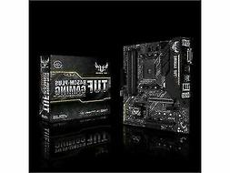ASUS TUF B450M-Plus Gamin Gaming Am4 64GB mATX PCIe Motherbo