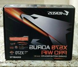 GIGABYTE X570 AORUS PRO WIFI  AMD AM4 ATX Motherboard NEW